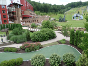Bear Creek, PA Putting Greens