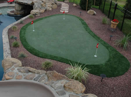 Golf Putting Greens PA NJ