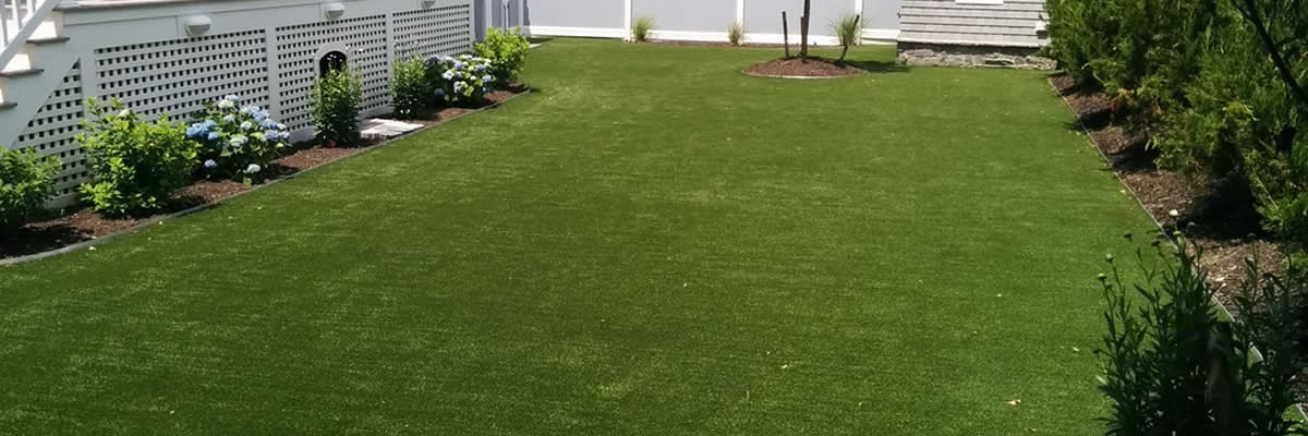 Realistic Low Maintenance Synthetic Lawn Surfaces