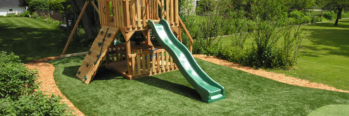 Durable and Safe Play Areas