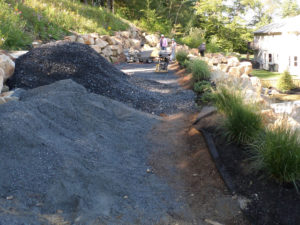 Stroudsburg Mountain-side Putting Green